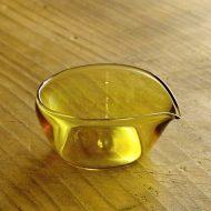 g2125-30-1 6.0x5.3x2.6茶ガラスミニピッチャー