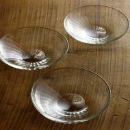 g3007-75-3 φ10.3x2.3モールガラス小皿(西山芳浩)