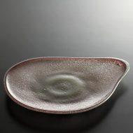 g3008-200-1 29.0x24.8変形ざらガラス皿