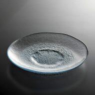 g3024-20-1 φ18.0薄青ガラス皿