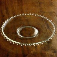 g3038-35-1 φ18.8φ22.7φ26.5縁丸飾りガラス皿 L