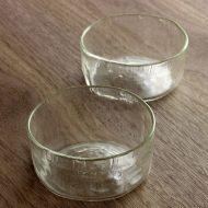 g4001-45-2 φ9.5x4.5Stencil ガラス鉢