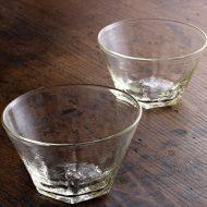 g4007-60-2 約10.0x5.8六面ガラス鉢(石川硝子工藝舎)