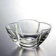 g4015-15-1 φ10.5x4.7花型ガラスボール小
