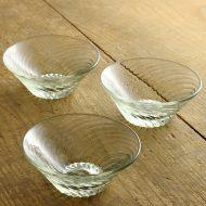 g4032-65-3 φ12.0x4.7モールガラス鉢(でく工房)