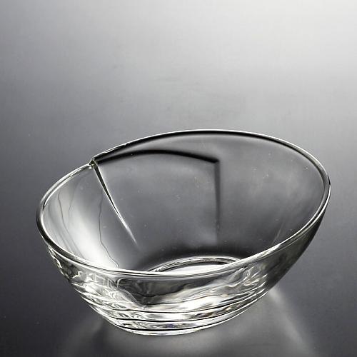 g4074-20-1 13.2x11.0x5.2楕円あわせガラス鉢