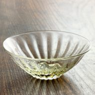 g4079 ストライプガラス鉢(境田亜希)