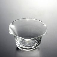 g4084-15-3 φ8.5x4.8花びらガラス小鉢