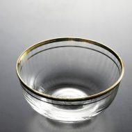 g4089-25-1 φ7.0x3.6金ラインミニガラス鉢