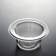 g4118-15-2 φ7.5x3.3ガラスフリーカップ小