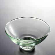 g4126-25-1 φ9.4x4.4緑ガラス小鉢