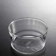 g4143-20-3 φ10.5x5.5AUTHENTICCガラスフリーカップ