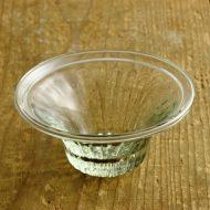 g4190-70-1 φ12.7x5.5花ガラス鉢(てぐ工房)