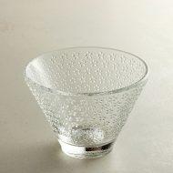 g4196-30-1 φ10.3x6.8小花柄ガラスボール