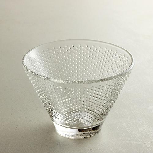 g4197-30-1 φ10.3x6.8エンボスガラスボール