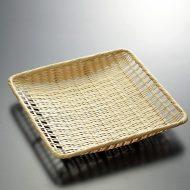 k1005-30-1 21.3×21.0×3.5正方竹ざる