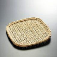 k1009-10-1 20.5×20.5正方盆ざる中