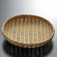 k1018-30-1 φ25.0竹盆ざる中8寸