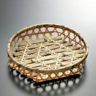k1028-60-1 φ23.5×5.0虎竹丸かご