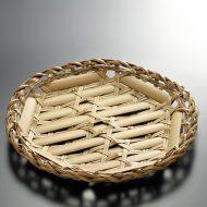 k1129-150-1 φ30.5×4.0丸太竹盛ざる