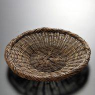 k2090-45-1 φ35.0×6.2茶編み丸ざる