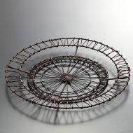 k2126-35-1 φ27.0さび丸ワイヤー皿