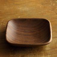 k4572-35-1 9.0x9.0木製正方皿
