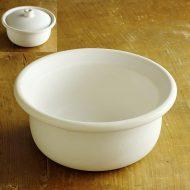 n1040 白深土鍋