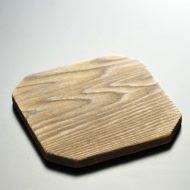 n1046-15-1 11.0×11.0焼きすぎ角なし鍋敷き