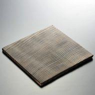 n1049-15-1 15.0×15.0焼きすぎ角鍋敷き