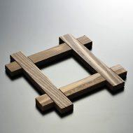 n1054-15-1 16.5×16.5焼きすぎ井形鍋しき