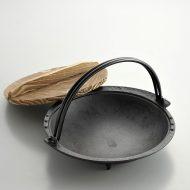 n1103-100-1 φ21.0x4.2南部手付き鉄鍋