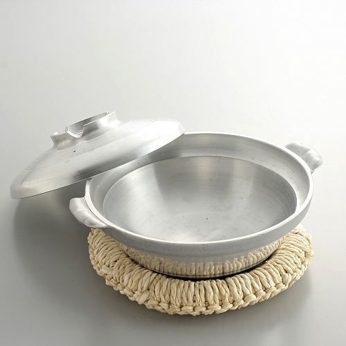n1104-45-1 21.5x18.0x6.0小アルミ鍋