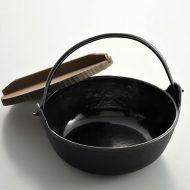 n1107-70-1 φ16.0x5.5黒雑ぱ鍋