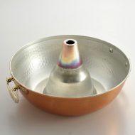 n1114-200-1 φ26.5x14.0しやぶしゃぶ銅鍋