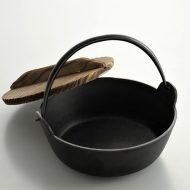 n1115-80-1 φ18.5x8.3南部いろり鍋