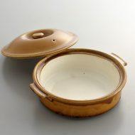 n1207-80-1 φ20.0x7.0あめ色鍋