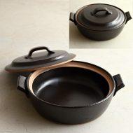 n1414 Ragoit茶浅土鍋