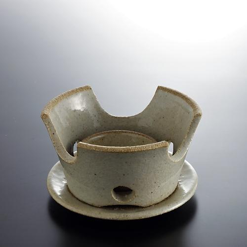n2001-90-1 15.3x8.8伊賀焼コンロ