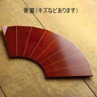 s1590-150-1 47.0x23.0春慶扇盛り皿
