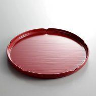 s2003-95-1 φ24.5梅形朱丸盆