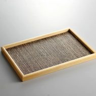 s2013-35-1 30.7x21.0竹張長角盆
