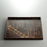 s2041-180-1 30.0x30.0桜樺細工角盆