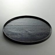 s2045-200-1 φ30.0木曽挽塗丸盆