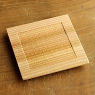 s3060-25-1 9.0x9.0杉角銘々皿(茶たく)