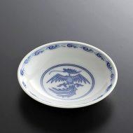 t1015-10-4 φ9.3鳳凰小皿