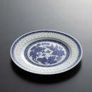 t2077-30-2 φ18.2金魚ホタル皿