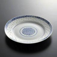 t2083y-50-1 φ25.6濃ホタル大皿