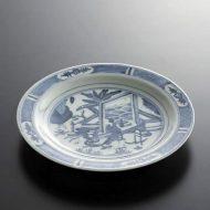 t2094-60-1 φ22.0中華染付け皿