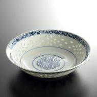 t3054y-45-1 φ21.0x5.3染付ホタル浅鉢